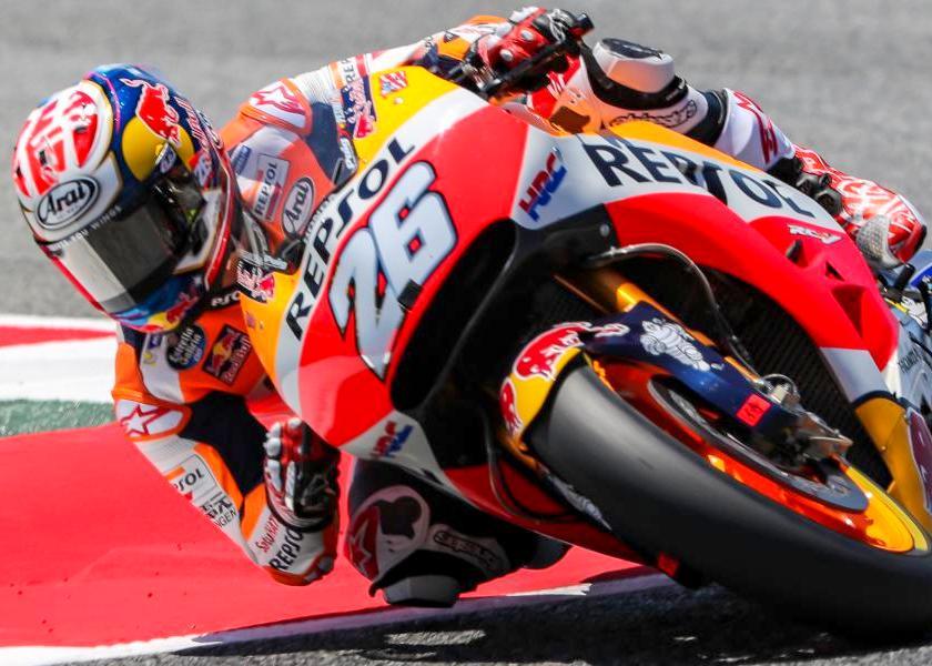 Kualifikasi MotoGP Catalunya 2017 : Pedrosa akan start paling depan disusul Lorenzo dan Petrucci