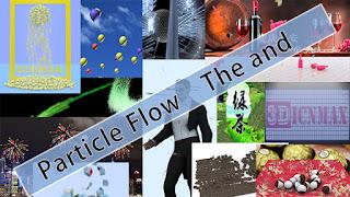 3dsMax Particle Flow粒子特效案例