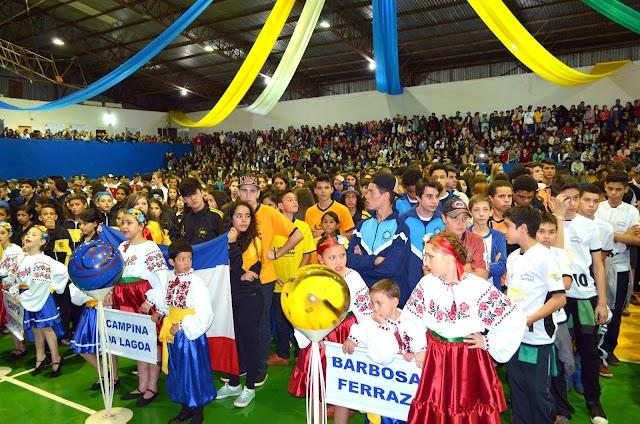 63º Jogos Escolares do Paraná 2016 - Fase Roncador