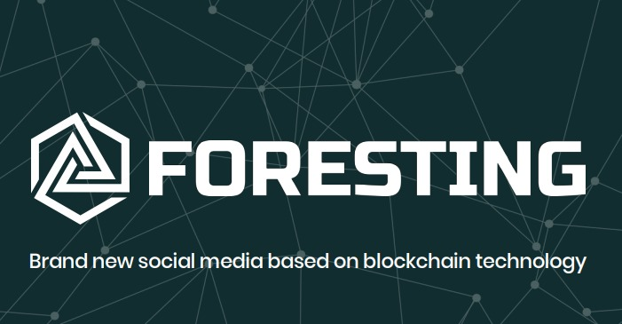 foresting social media using blockchain technology