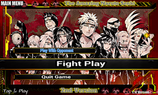 Download Game Terbaru The Amazing Naruto Senki 2nd by Dharma