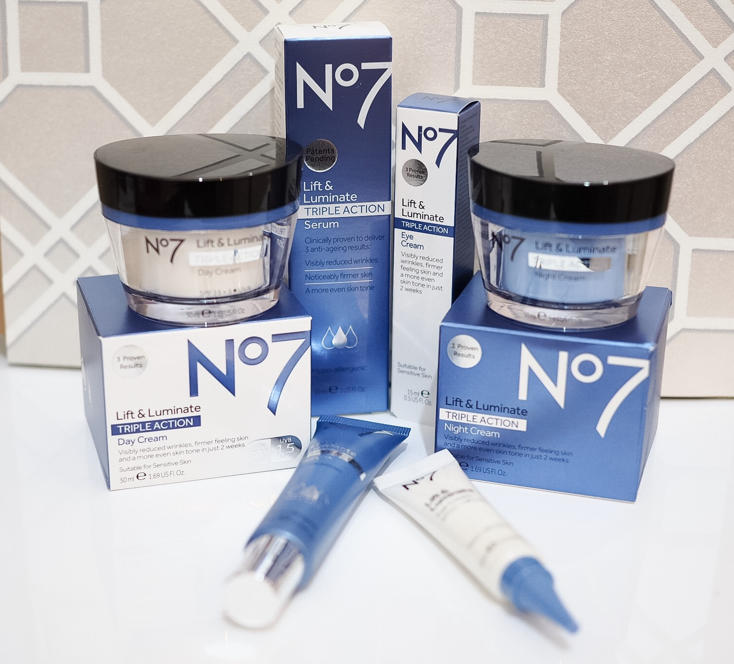 No7 Lift And Luminate Bettertogether Trial Results And