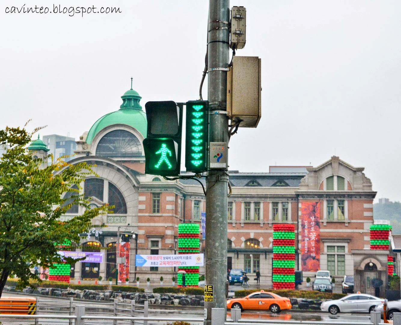 how to get to lotte mart from seoul station
