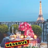 خدمة حجز مطاعم في باريس