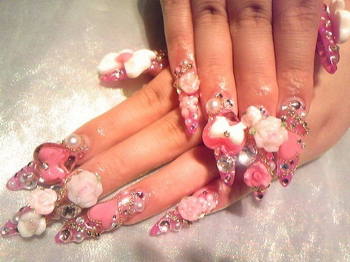 Cool And Easy Nail Art