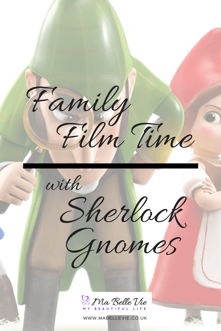 family, cinema, Sherlock Gnomes, film, Showcase Cinema