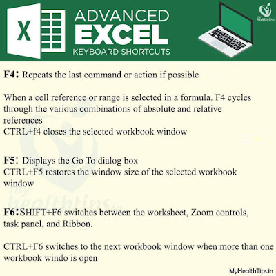 Excel Tip and Tricks 6