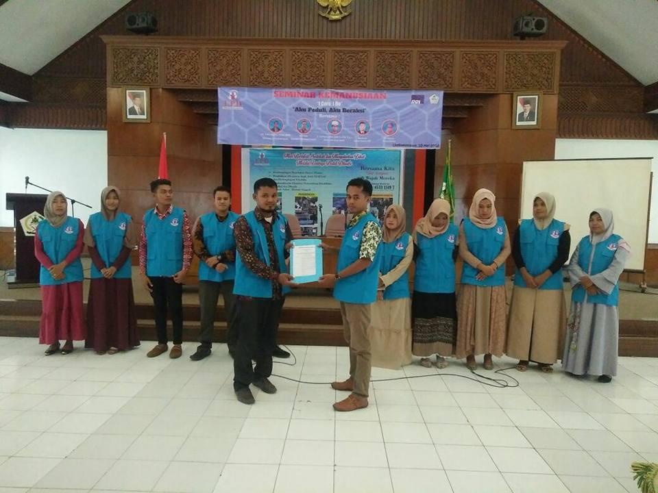 Lembaga Peduli Dhuafa Kota Lhokseumawe-Aceh Utara di Kukuhkan.