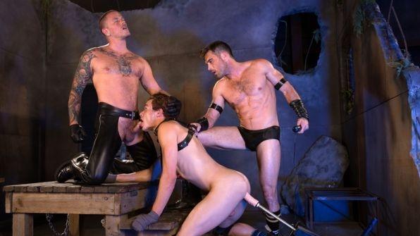 Pig Puppy – Lance Hart, Micky Mackenzie & Max Cameron