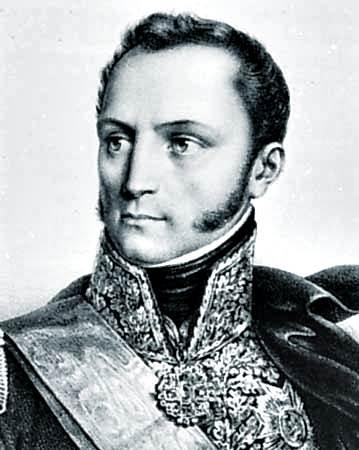 Caulaincourt, litografía de F.-S. Delpech