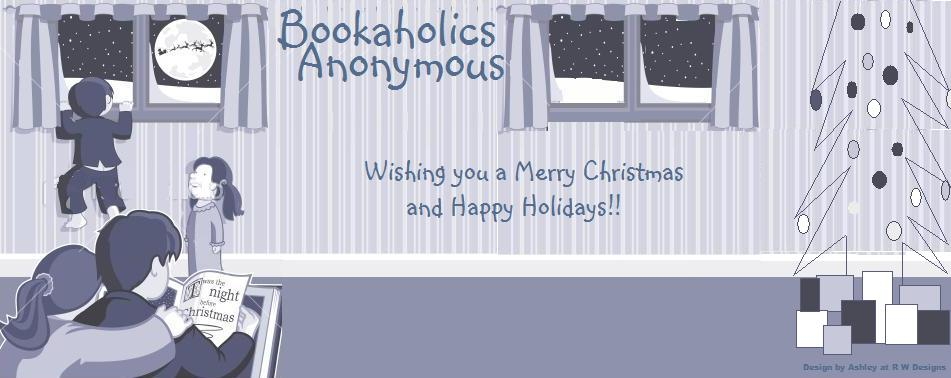 BookAHolics Anonymous (My Name is ____, and I'm a BookAHolic)
