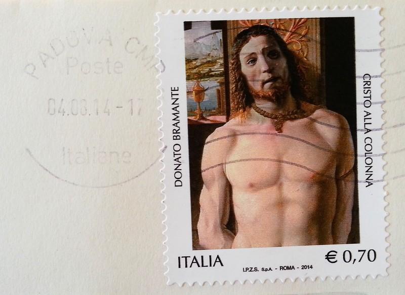 Donato Bramante Cristo alla colonna