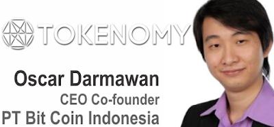 Tokenomy - Oscar Darmawan