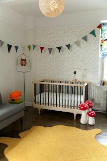 idea dormitorio de bebé