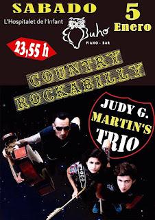 Judy G. Martin's Trio