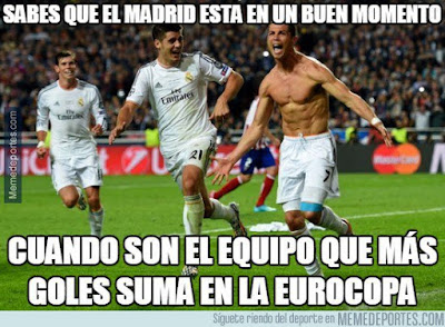 memes octavos eurocopa-ronaldo