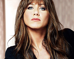 Will Blog For Beauty Jennifer Aniston Brown Hair Color