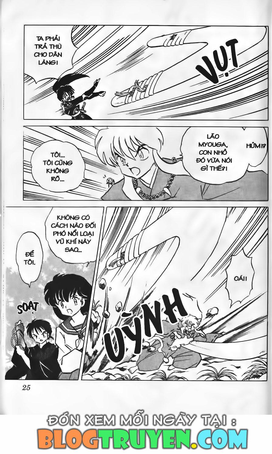 Inuyasha vol 10.2 trang 4