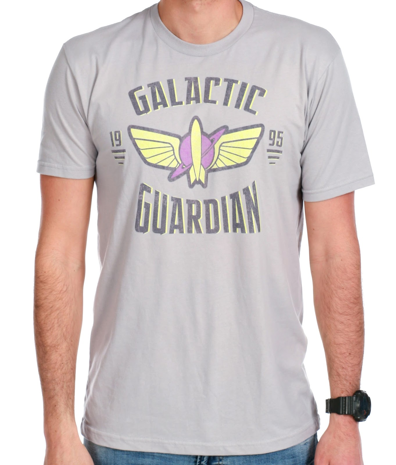 "Toy Story ""Galactic Guardian"" Men's Tee Fifth Sun"