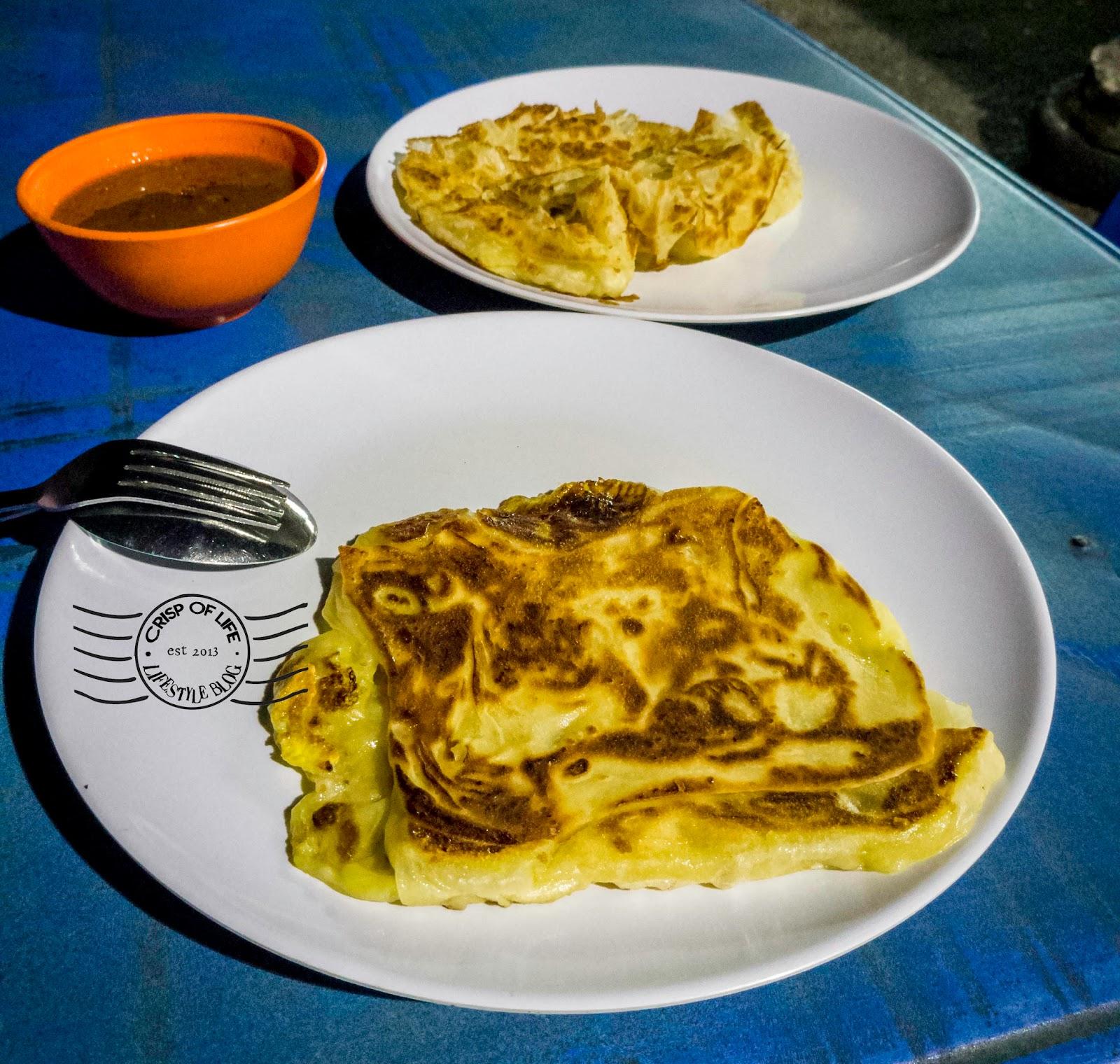 Wan Roti Canai Beratur @ Datuk Kumbar, Alor Setar, Kedah