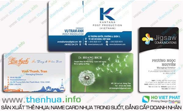 In thẻ giá rẻ, nơi sản xuất và in ấn thẻ nhựa pvc dẻo giá rẻ