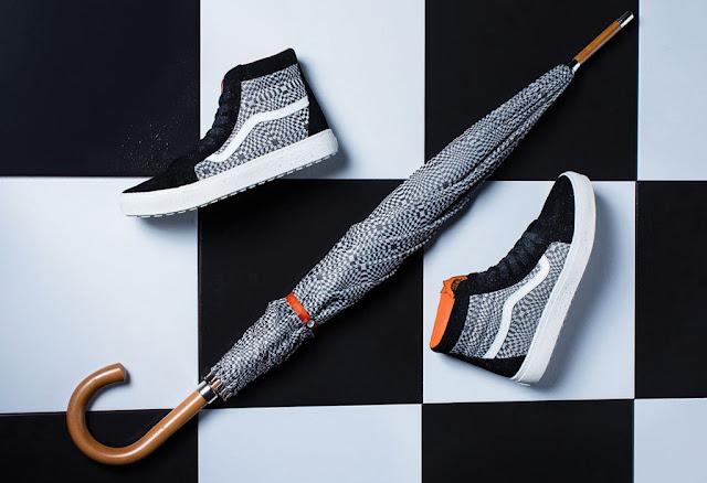 Sepatu Vans Collabs terbaru - London Undercover