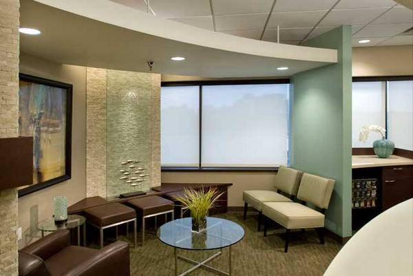 medical office waiting room design