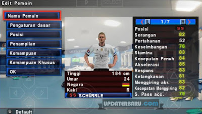 PES2016 Jogress Evolution ISO