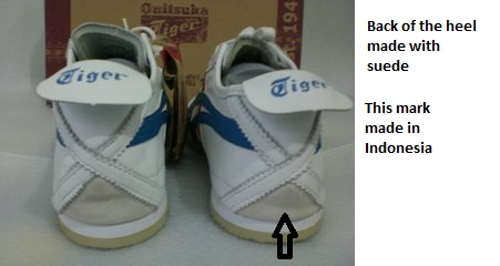 9a151f5a2a2 FOOT WEAR GALLERY: HOW TO SPOT FAKE ONITSUKA TIGER