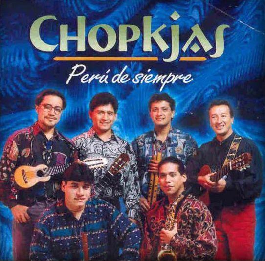 chopkjas discografia