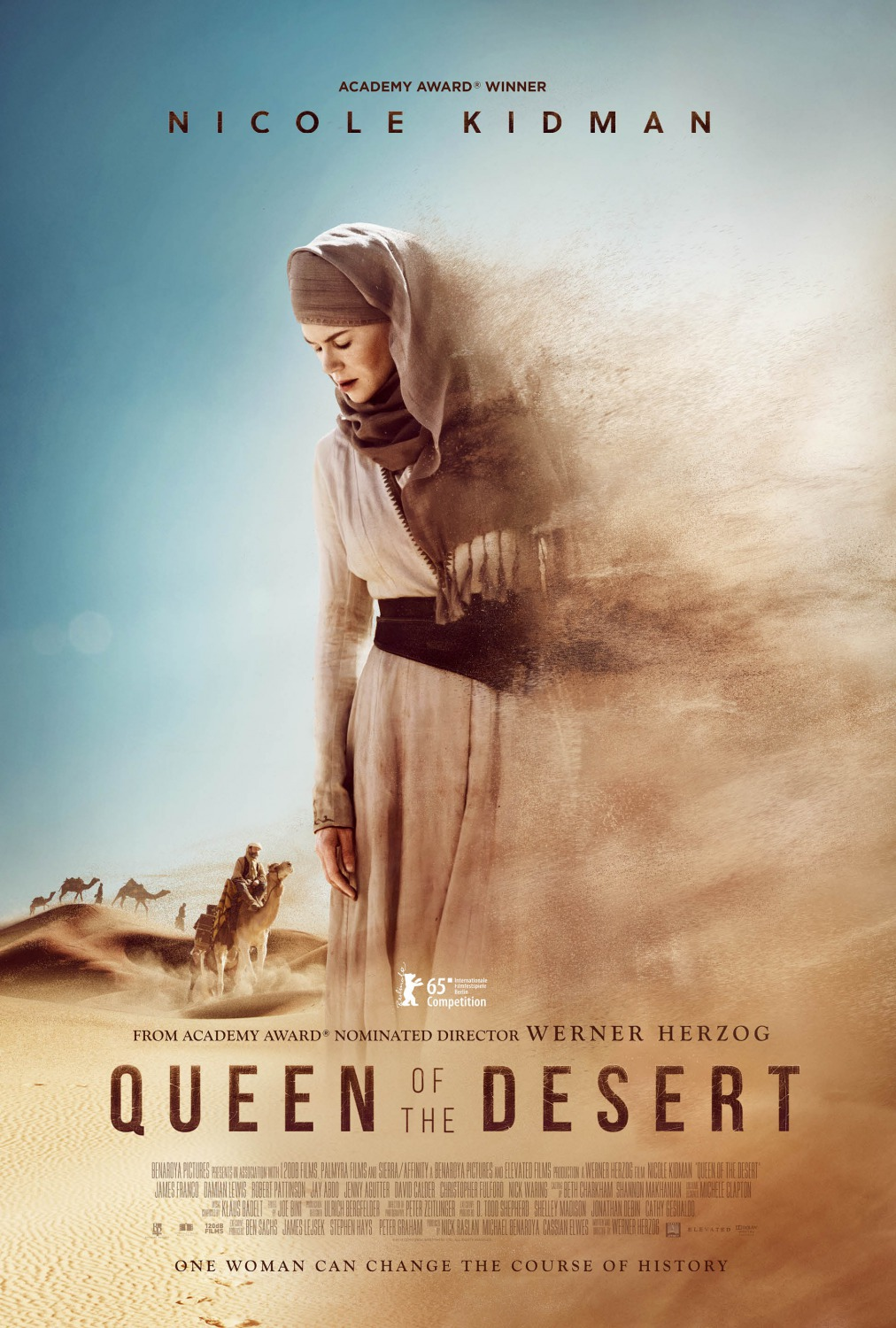 QUEEN OF THE DESERT Trailers, Clips, Images and Posters ...