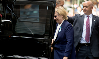Hillary Leaves