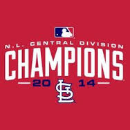 St. Louis Cardinals 2014 National League Central Division Champions