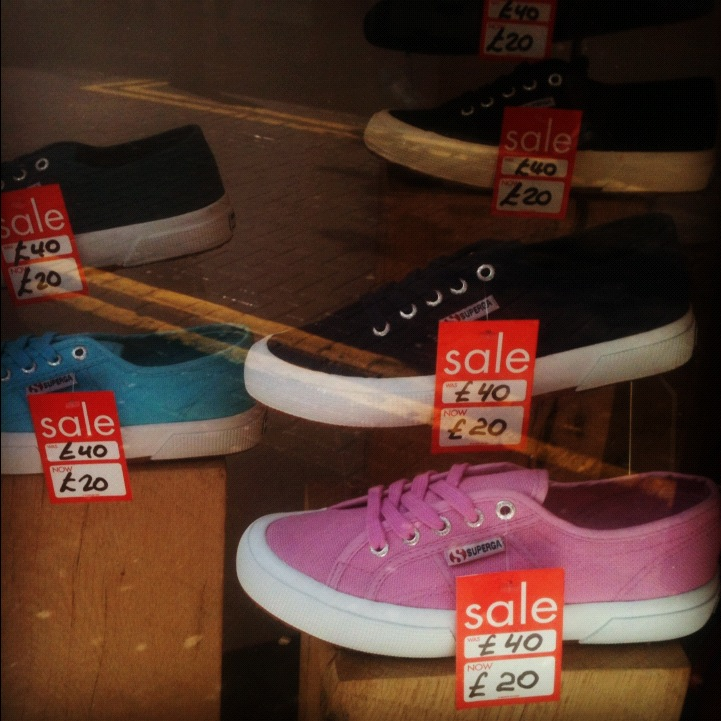 Superga Shoes In The Sale