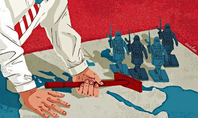 Μισθοφόροι και «Σταυροφόροι» στην Μέση Ανατολή