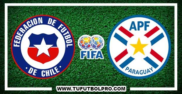 Ver Chile vs Paraguay EN VIVO Por Internet Hoy 31 de Agosto 2017