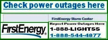 West Penn, Penelec Power Outage