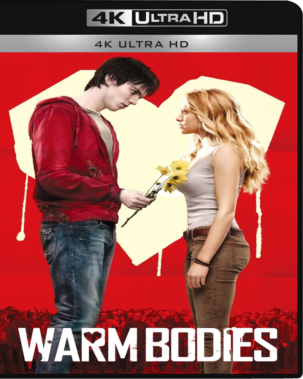 Warm Bodies [2013] [UHD] [2160p] [Latino]