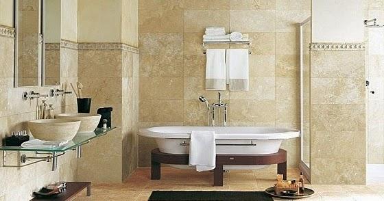 Fotos de ba os modernos recubrimiento de paredes y piso for Pisos y paredes para banos modernos