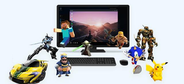 Dengan Software ini kamu bisa buat Aplikasi dan main Game Android di PC