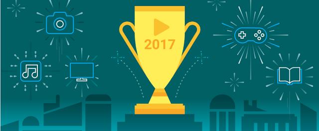 جوجل بلاي تنشر قوائم أكثر التطبيقات تحميلا خلال 2017