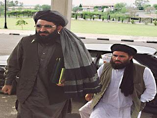 Taliban In Talks With U.S Diplomat In Qatar