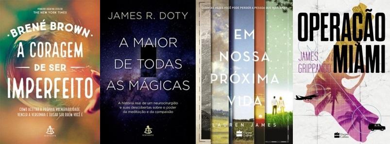 livros lançados em setembro de 2016