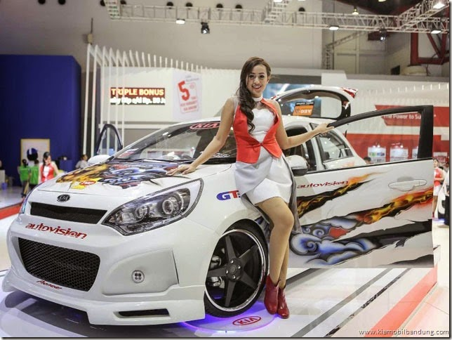 Modifikasi kia all new rio
