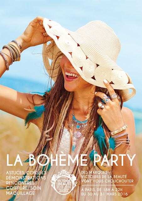LA BOHEME PARTY