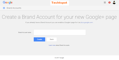How To Create Google+ Brand Page 2