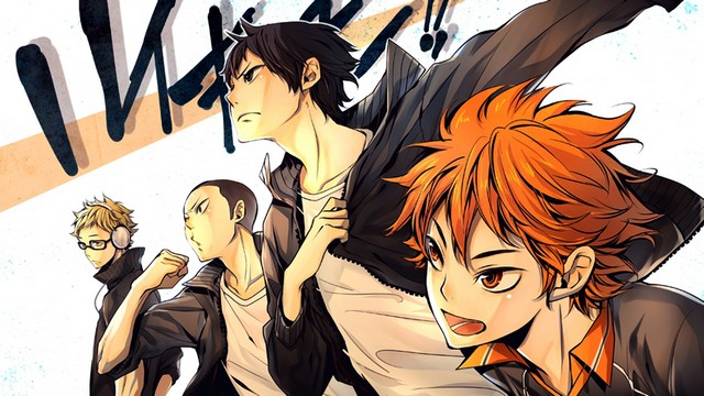 Haikyuu s3 anime
