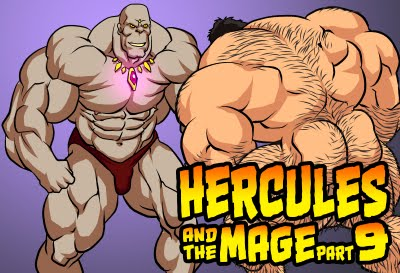 Hercules and the Mage part 9