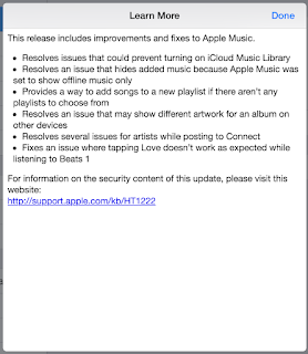 iOS 8.4.1 Released 1