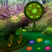Games2Rule Forest Habitat Escape